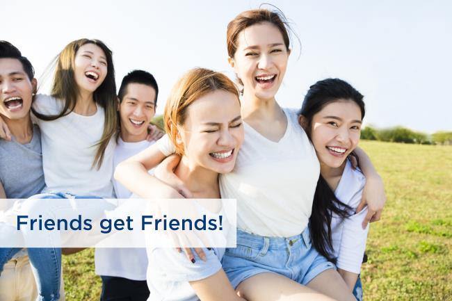 Best Western Rewards : Friends get Friends Promotion แค่แนะนำเพื่อนก็ได้อัพเกรดสถานะเป็นแพลทตินัม