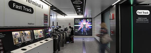 สนามบิน Heathrow เปิดขายบัตร Fast Track สำหรับบุคคลทั่วไป