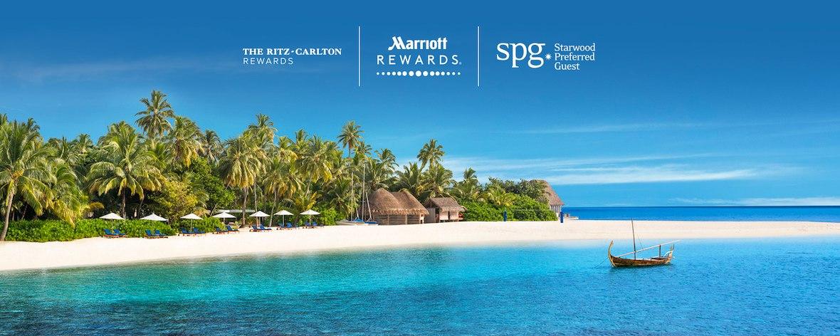 Marriott Rewards และ SPG : ข้อกำหนดและเงื่อนไขโปรแกรมสะสมคะแนน อัพเดทล่าสุด 4 ก.ย. 61