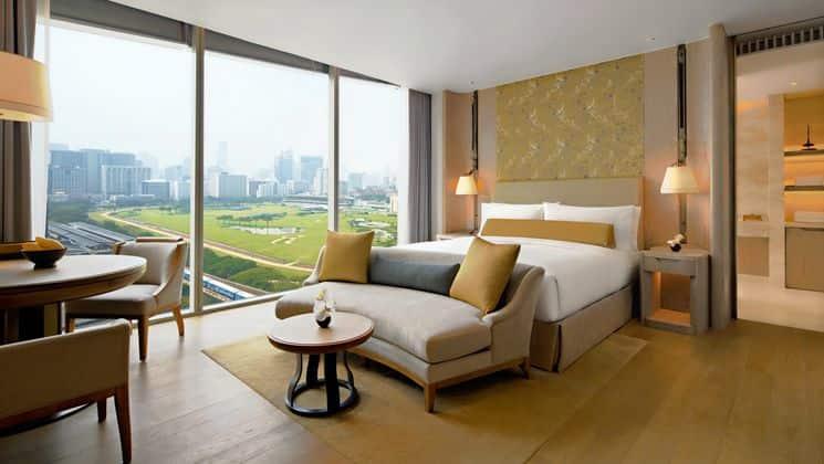 Waldorf Astoria Bangkok : โปรโมชั่นคะแนนสะสมพิเศษ 1,000 คะแนนต่อคืนถึง 30 ต.ค. 61