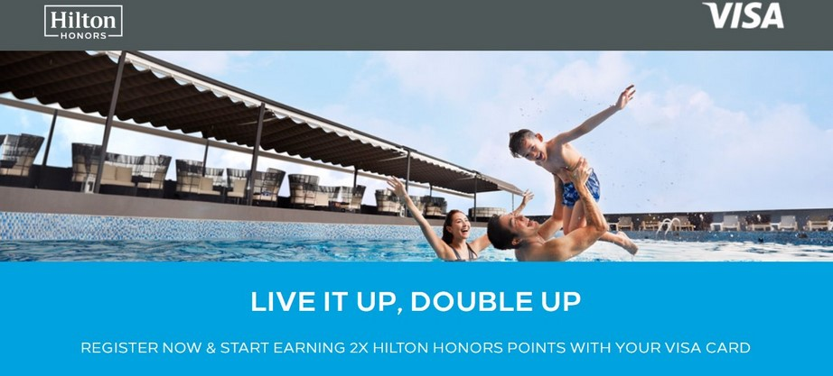 Hilton Honors : รับคะแนนสองเท่าสำหรับการเข้าพักในเอเชียแปซิฟิก 1 ต.ค. – 31 ธ.ค. 61